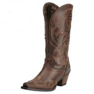 Ariat Women's Spellbound Boot,Sassy Brown,9.5 M US