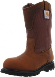 Carhartt Women's CWP1150 Work Boot,Bison Brown Oil Tan,8 M US