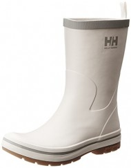 Helly Hansen Women's Midsund Rubber Boot,White,6 M US