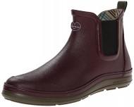 Le Chameau Footwear Women's Belleville Chelsea Boot, Cherry/Green, 41 EU/9 M US