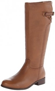 Trotters Women's Lucky Too Boot,Cognac,6.5 M US