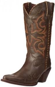 Durango Women's RD5512 Boot,Saddle Tan,6 M US