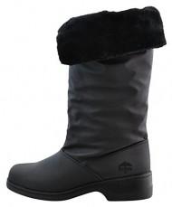 Totes Womens Cameron Snowboot,Black,8M