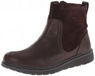 Timberland Women's EK Ashdale Ankle WP Rain Boot,Brown,9.5 M US