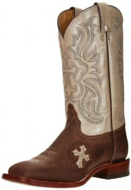 Tony Lama Women's Tuscan Goat TC1001L Western Boot,Tan,9.5 C US