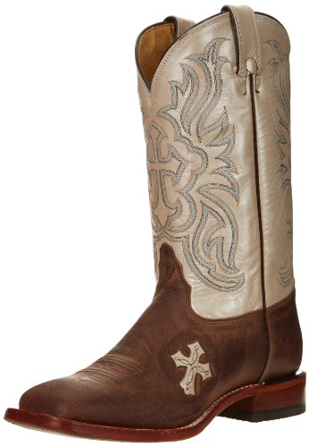 Tony Lama Women's Tuscan Goat TC1001L Western Boot,Tan,9.5 C US