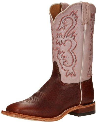Tony Lama Women's Bison 7913L Western Boot,Pecan,7.5 B US