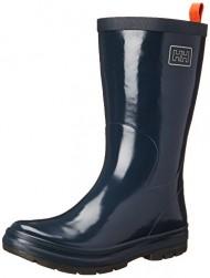 Helly Hansen Women's Midsund 2 Rain Boot, Arctic Grey/Penguin, 8.5 M US