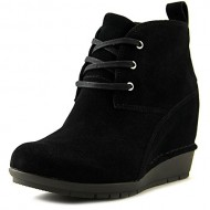 Rockport Women's Total Motion 80 MM Desert Chukka Boot,Black,8 M US