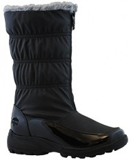 Totes Womens Rogan Snow Boot (Available in Medium and Wide Width),7.5 B(M) US,Black