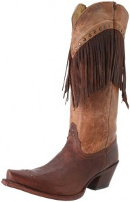 Tony Lama Women's VF3036 Western Boot,Mosto Tucson,9.5 B US