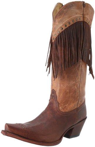 Tony Lama Women's VF3036 Western Boot,Mosto Tucson,9.5 B US