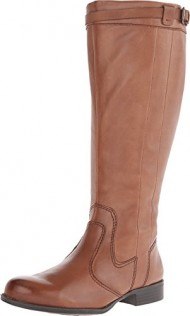Naturalizer Women's Josephine Wide Calf Banana Bread Boot 7 M (B)