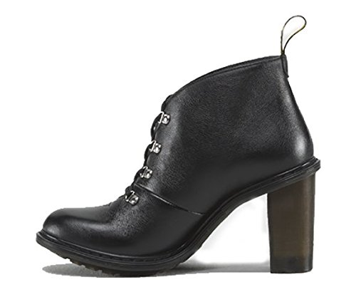Dr. Martens Women's Annika Chukka Boot,Black,8 UK/10 M US