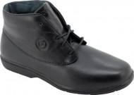 Propet Women's Town Walker Boot,Black,7.5 N (AA) US