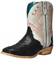 Justin Boots Women's Gypsy Fasion Riding Boot, Black Jewel/Vesper, 10.5 B US