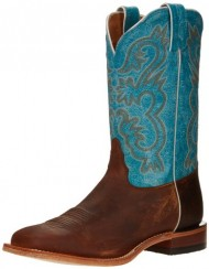 Tony Lama Women's Worn Goat 7915L Western Boot,Tan,8.5 B US