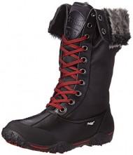 Pajar Women's Garland Boot, Black, 37 EU/6-6.5 M US