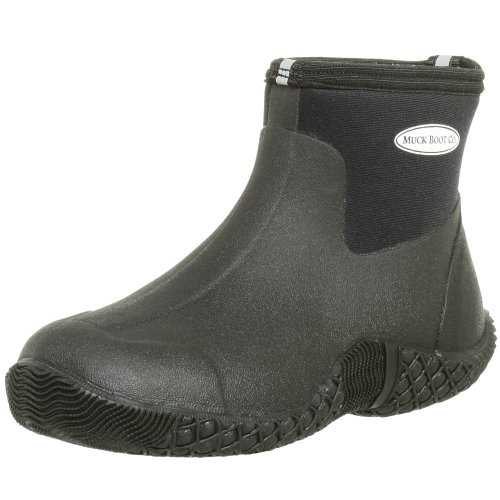 The Original MuckBoots Adult Jobber Boot,Black,13 M US Mens/14 M US Womens