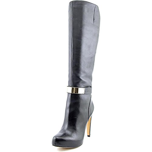 Sam Edelman Women's Klara Riding Boot, Black, 7 M US
