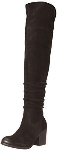 Aldo Women's Cylia Harness Boot, Black, 37 EU/6.5 B US