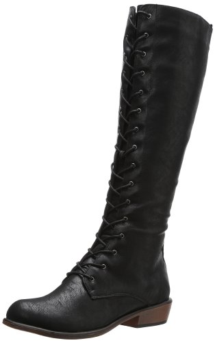 Dirty Laundry Women's Pride and Joy Riding Boot, Black, 8.5 M US