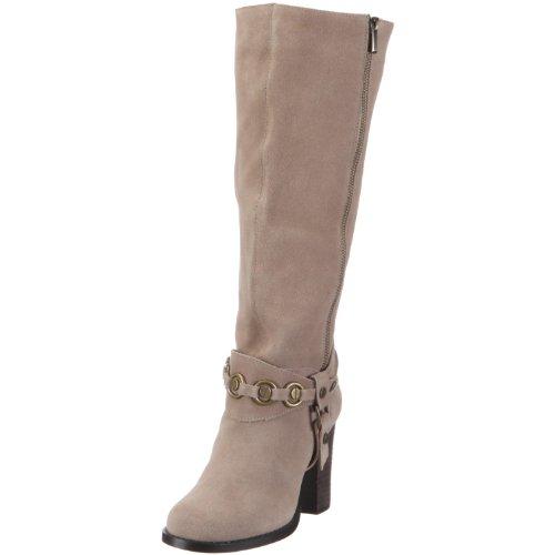 Chinese Laundry Women's Backstreet Knee-High Boot,Stone,7 M US