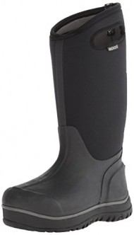 Bogs Women's Ultra High Waterproof Insulated Boot, Black