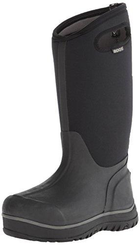 Bogs Women's Ultra High Waterproof Insulated Boot, Black