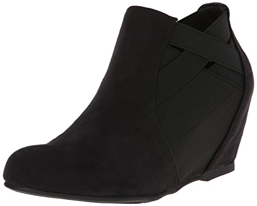 CL by Chinese Laundry Women's Savina Suede Boot, Black, 7.5 M US