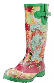 Nomad Women's Puddles Rain Boot,8 B(M) US,Chef at the Farmer's Market