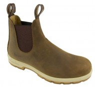 Blundstone Unisex BL1320 Crazy Horse/Gum Boot AU 4.5 (US Women's 7.5) Medium