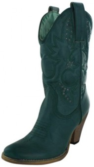 Volatile Women's Denver Boot,8.5 B(M) US,Teal Denver.Teal Denver