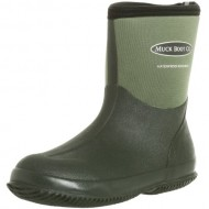 The Original MuckBoots Adult Scrub Boot,Garden Green,13 M US Mens/14 M US Womens