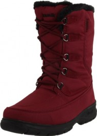 Kamik Women's Brooklyn Boot,Burgundy,7 M US
