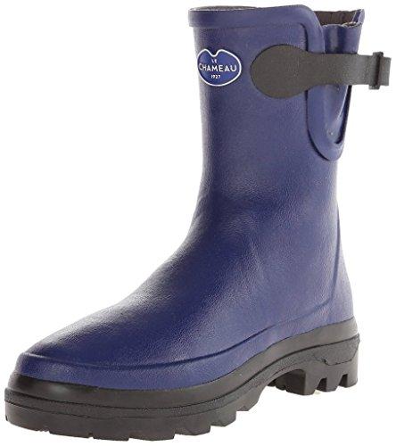 Le Chameau Footwear Women's Vierzon LD Low Boot, Midnight Blue, 37 EU/6 M US