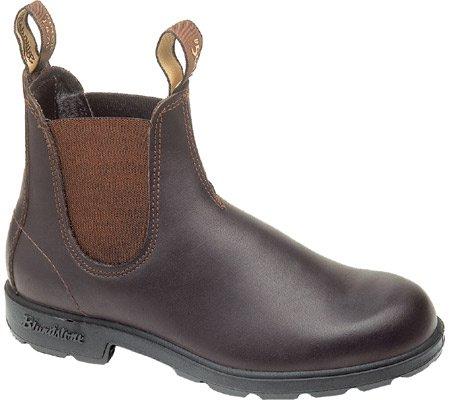 Blundstone Women's Blundstone 500 Stout Brown Boot,Stout Brown,3 AU (US Women's 5.5 M)