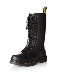 Dr. Martens Women's Black Shower 14 Eye Boot 4 F(M) UK