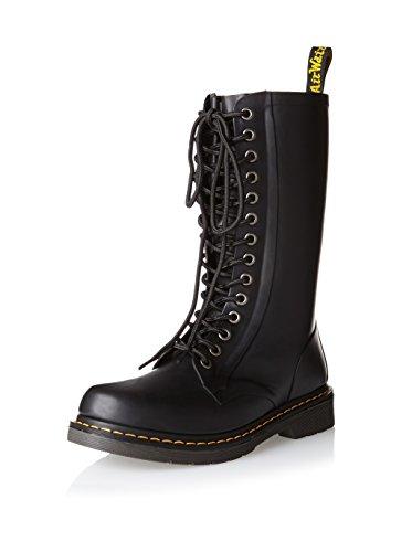 Dr. Martens Women's Black Shower 14 Eye Boot 4 F(M) UK