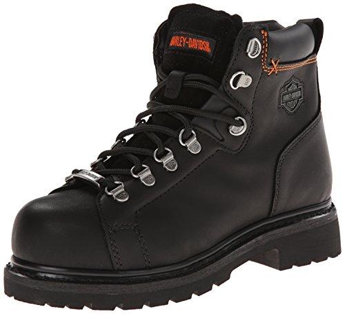 Harley-Davidson Women's Gabby St Work Boot, Black, 6 M US