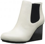 United Nude Women's Solid Chelsea Boot,Off White,41 EU/11 M US