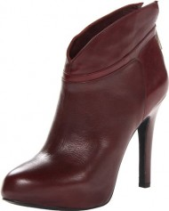 Jessica Simpson Women's Aggie Boot,Wine,9.5 M US