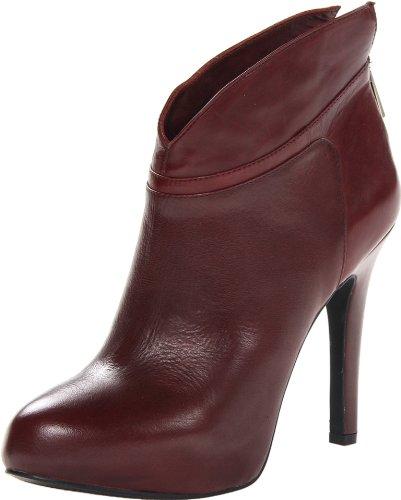Jessica Simpson Women's Aggie Boot,Wine,9.5 M US