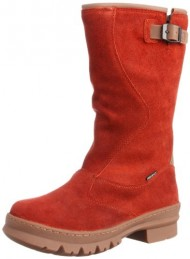 KEEN Women's Willamette WP Rain Boot,Burnt Orange,6 M US