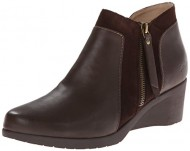 Jambu Women's Cube-Hyper Grip Western Boot,Brown,7 M US