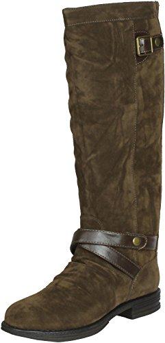 Madden Girl Women S Cactuss Boots: Madden Girl Women's Zuzu Boot,Brown Fabric,6.5 M US