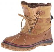 Pajar Women's Iceland Boot, Cognac/Tan, 39 EU/8-8.5 M US