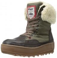 Pajar Women's Princess Boot, Dark Brown, 39 EU/8-8.5 M US
