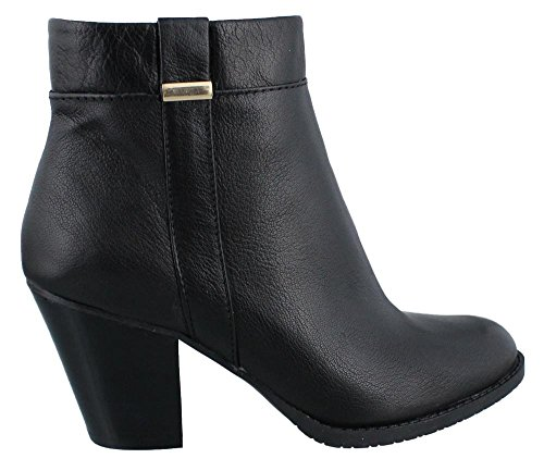 Bandolino Women's Evora Leather Boot,Black,11 M US
