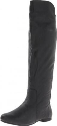 Fergalicious Women's Tiara Boot,Black,6 M US